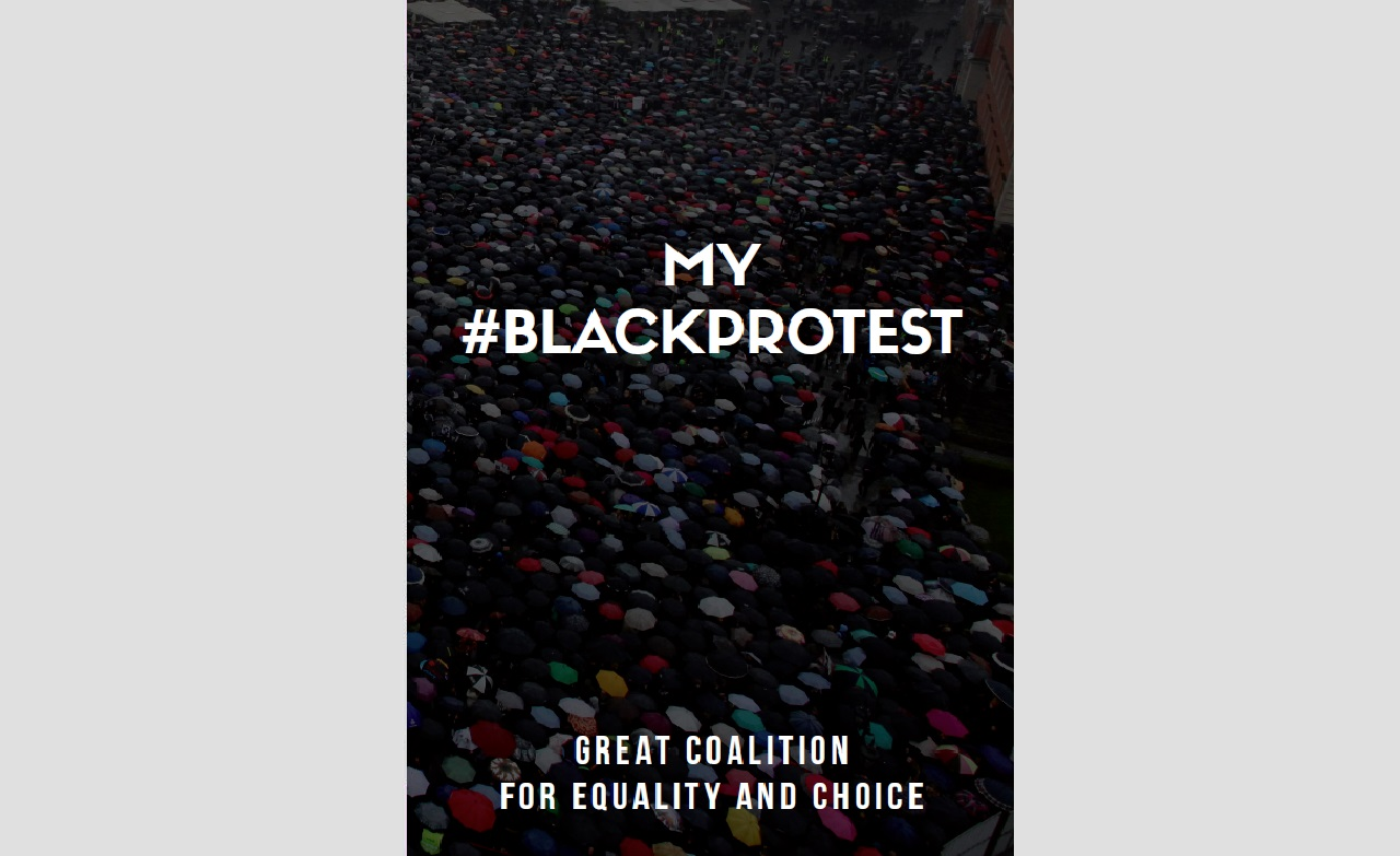 MY #BLACKPROTEST