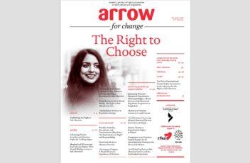 arrov for change